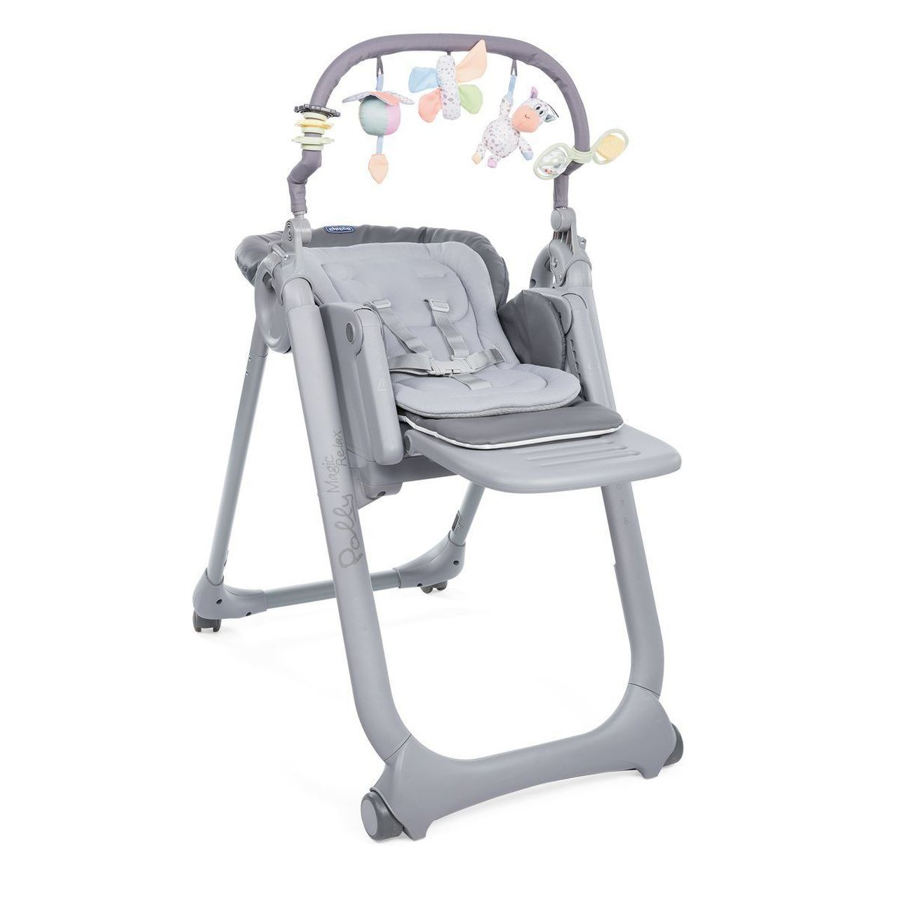 Chaise haute bébé Polly Magic Relax  Chaises Hautes  Chicco.fr