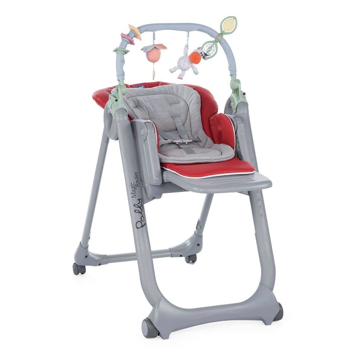 Chaise haute bébé Polly Magic Relax  Repas  Chicco.fr