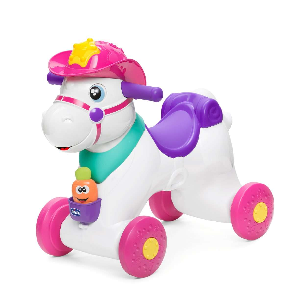 Porteur Miss Rodeo | Jouets | Chicco.fr